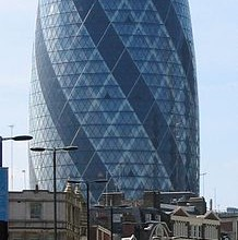 mary axe london